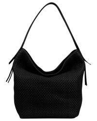 Cole Haan | Black Bethany Large Bucket Hobo | Lyst