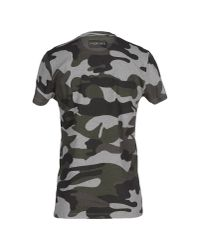 Hydrogen - Green T-shirt for Men - Lyst