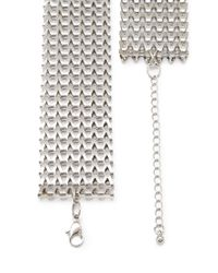 Forever 21 - Metallic Snake Chain Collar Necklace - Lyst