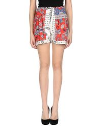 Ra-re - Red Shorts - Lyst
