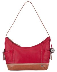 The Sak | Red Kendra Leather Hobo | Lyst