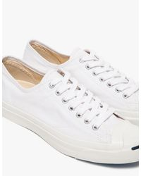 Converse - Jack Purcell Jack Canvas White for Men - Lyst
