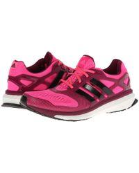 Adidas | Pink Energy Boost 2.0 Esm | Lyst