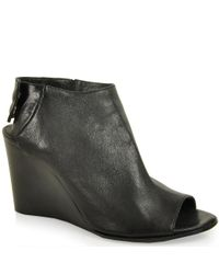 275 Central - Black 0548 - Wedge Sandal - Lyst