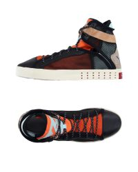 Y-3 - Black High-tops & Trainers for Men - Lyst