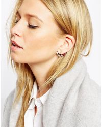 ASOS | Multicolor Limited Edition Rainbow Swing Earrings | Lyst