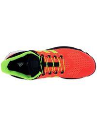 Adidas   Red Adistar Raven Boost for Men   Lyst