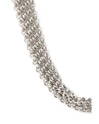 Forever 21 | Metallic Layered Chain-link Necklace | Lyst