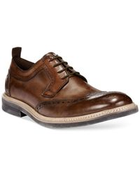 Kenneth Cole Reaction | Brown Kenneth Cole Got To Give Oxfords for Men | Lyst