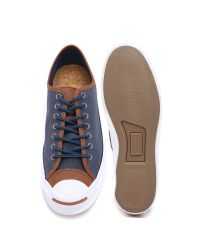 Converse | Blue Jack Purcell Jack Sneakers for Men | Lyst