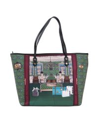 Love Moschino - Green Handbag - Lyst