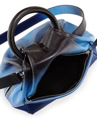 Marc By Marc Jacobs - Blue Hanging Round Medium Ring Tote Bag - Lyst