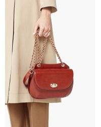 Mango | Orange Cross-body Small Bag | Lyst