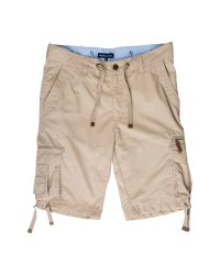 Raging Bull | Natural Classic Cargo Shorts for Men | Lyst