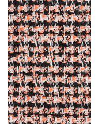 Victoria Beckham - Tweed Top - Multicolor - Lyst