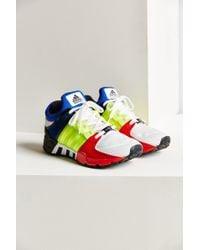 Adidas Originals | Multicolor Eqt Running Support 2.0 Sneaker | Lyst