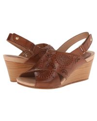 Pikolinos - Brown Bali W0a-0597 - Lyst