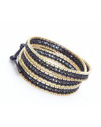 Nakamol | Multicolor Jokin Wrap Bracelet-lapis | Lyst