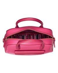 Vera Bradley - Pink Bowled Over Bag - Lyst