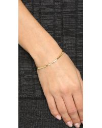 Elizabeth and James - Metallic Soleri Bracelet - Gold - Lyst