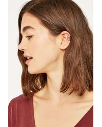 Urban Outfitters | Metallic Mixed Ear Cuff Multipack | Lyst