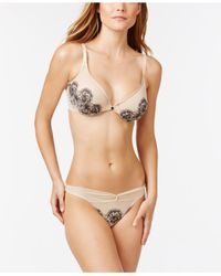 Wacoal | Natural Fragile Drama Underwire Bra 855250 | Lyst