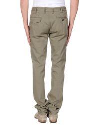 Gant Rugger   Green Casual Trouser for Men   Lyst