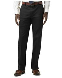 Dockers - Black Never-iron D2 Straight-fit Pants for Men - Lyst