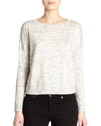 Feel The Piece - Gray Ellis Long-Sleeve Pullover - Lyst