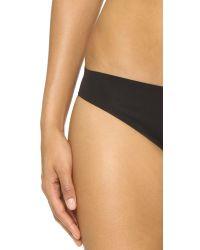 Spanx | Black Lace Bikini Briefs | Lyst