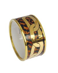 Wagner Arte | Metallic Animal Print Bracelet | Lyst
