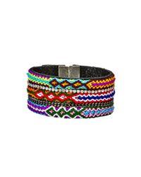 Kim & Zozi | Multicolor Bracelet 43ftf100 | Lyst
