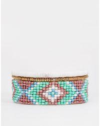 Orelia | Blue Stargazer Multipack Bracelets - Multi | Lyst
