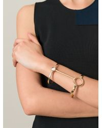 Bjorg - Metallic 'innumerable Futures' Bracelet - Lyst