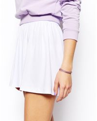 ASOS - Purple Bead Friendship Bracelet - Lyst