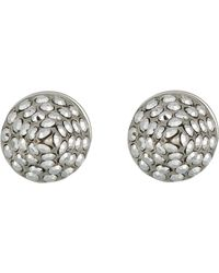 Givenchy - Metallic Double-sided Conical Studs - Lyst