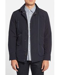 W.r.k. | Blue 'Refueling' Water Resistant Jacket for Men | Lyst