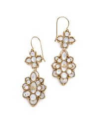 Vivienne Westwood | Metallic Stella Earrings | Lyst