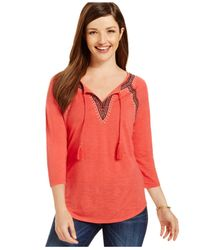 Style & Co. | Orange Only At Macy's | Lyst