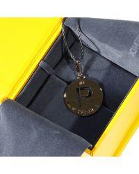 Fendi | Metallic Bijoux Charming Letter P | Lyst