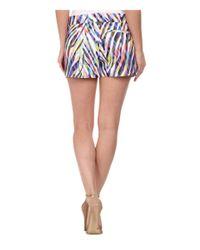 Trina Turk | Multicolor Corbin 3 Short | Lyst