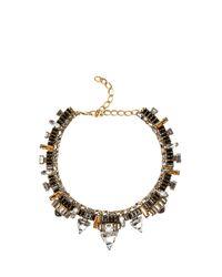 Erickson Beamon | Metallic Venom Necklace | Lyst