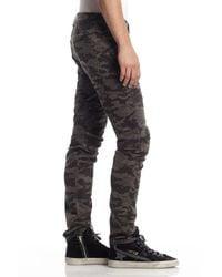 Hudson Jeans | Green Blinder Biker Skinny for Men | Lyst