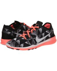 Nike | Multicolor Free 5.0 Tr Fit 5 Prt | Lyst