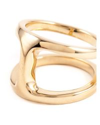 Hoorsenbuhs - Metallic 'dame Phantom' Ring - Lyst