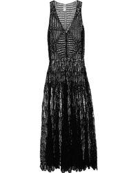 Zimmermann | Black Good Love Floating Dress | Lyst
