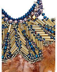Anita Quansah London   Pink Tou Necklace   Lyst