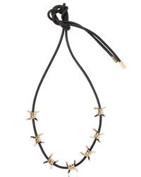 DSquared² | Metallic Barbed Wire Necklace | Lyst