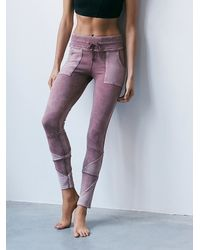 Free People - Pink Fp Movement Womens Kyoto Legging - Lyst