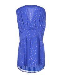 See By Chloé - Blue Long Sleeve Denim Dress  Denim - Lyst